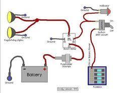 standard 4 pole trailer light wiring diagram automotive Double Light Switch Wiring Diagram at Wiring Diagram For Outside Lights On Cars