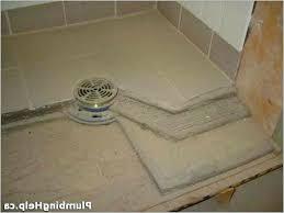 diy tile shower pan build a tile shower from scratch a top best shower pan diy tile shower pan