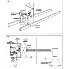 Tubular Skylight Electric Light Kit Jb Electric Light Kit For Tubular Skylights