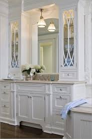 white bathroom cabinets. White Bathroom Vanity Cabinets And Marble Top With Double Sinks | Remodel Pinterest V\u2026