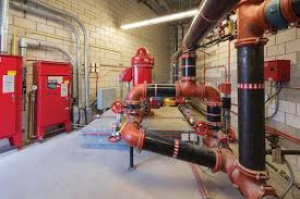 Backflow Preventer Pressure Loss Chart Consulting Specifying Engineer Piping Arrangements For