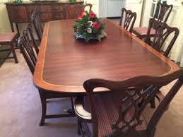 Closed and Sold Henkel Harris Dining Room Estate Sale line