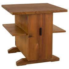 Retractable Coffee Table Small Coffee Table Mini Bar Or Bedside Table In Pine From Sweden