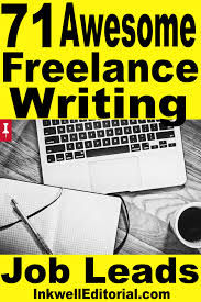 lance writing job leads for online writing  71 lance writing job leads for 5 2017