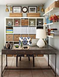 creative ideas home office. If You\u0027re Restricted For Floor Space In Your Home Office, Why Not Make Use Of The Wall Instead? Invest Shelving Units Or Roomy Book Shelves And Creative Ideas Office