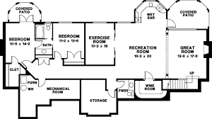 8 bedroom house plans. Brilliant House European Floor Plan  Lower 96681 And 8 Bedroom House Plans