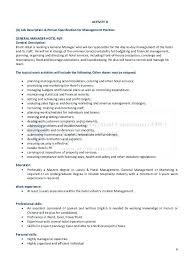 Job Responsibilities Of Marketing Manager Job Descriptions For ...