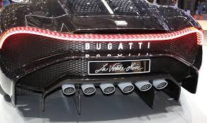 Reports have suggested that ronaldo purchased the car for €. Cristiano Ronaldo Buys 9 5 Million Bugatti La Voiture Noire World S Most Expensive Car Express Co Uk
