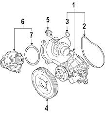 com acirc reg bmw i belts pulleys oem parts 2005 bmw 545i base v8 4 4 liter gas belts pulleys