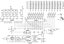 a mixed signal led clock circuit diagram overview of the mixed signal led clock clicking on the figure will open a window a detailed circuit diagram in pdf format