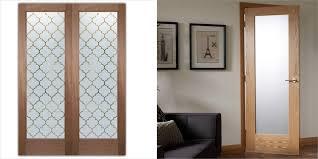 modern interior glass door designs design trends