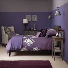 Purple Bedroom Lamps Floral Comforter With Good Color Combinations With Purple For