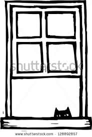 window clipart black and white.  Clipart Window20black20and20white In Window Clipart Black And White L