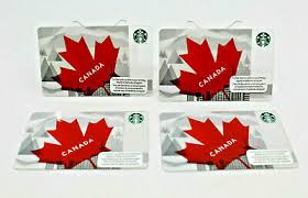Tips for using gift cards. Starbucks Gift Card Maple Leaf Autumn With 5 Value 18 50 Picclick