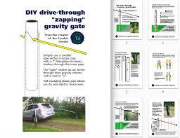 drive through gate plans thumb