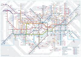 the tube map now with added postcodes  londonist