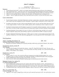 Sample Resume For Financial Analyst Entry Level Oneswordnet