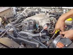 how to fix engine valve cover leaky gasket joint right or rear how🦂to fix oil leaks💧 service procedures nissan vg33e v6 engine