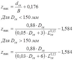 Анализ и обоснование выбора сверла для глубокого сверления  Конструкция борштанги и ее прочность Измерение глубоких цилиндрических отверстий Исследовательская часть дипломной работы страница 5