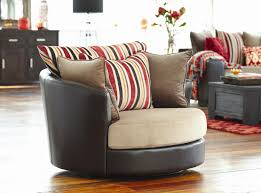 Large Swivel Chairs Living Room Boston Swivel Chair Large Brown From Harvey Norman Newzealand
