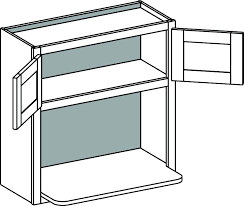 Microwave Drawer Dimensions Under Cabinet Impressive  Decorating Ideas I10