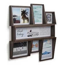 multiple picture frames wood. View Details. EDGE MULTI WALL FRAME Multiple Picture Frames Wood O