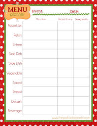 the polka dot posie christmas organizing printables to get you in and finally start planning your list of advent activities this advent activities calendar