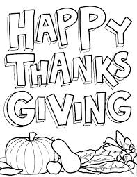 Thanksgiving Coloring Pages For Kids Printable Coloring Pages