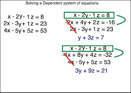 how to solve systems of 3 variable equations using elimination solving system of equations 3 variables calculator tessshlo