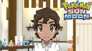 Pokemon Ultra Sun and Moon Hairstyles Fresh Hair Colors Usum Stock