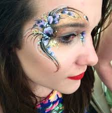 gallery of professional face paint makeup