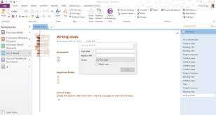 Onenote Daily Journal How To Use Onenote As A Task Manager Notepad And Journal