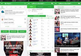 Nfl Depth Chart Cheat Sheet 2017 7 Apps To Dominate The Fantasy Football Season And Bring