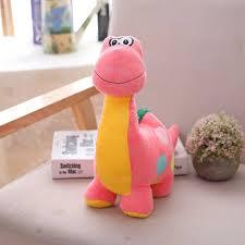 Pelúcia Dinossauro   Shopee Brasil