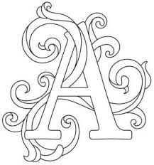 design letter letter perfect alphabet gorgeous letters all different