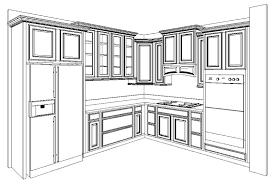 ... Kitchen Cabinet Layout Inspirational Kitchen Cabinet Layout ...
