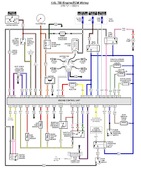 suzuki sidekick wiring diagram wiring diagrams and schematics suzuki sidekick wiring diagram95 geo tracker diagram 2003 chevrolet truck trailblazer 4wd 4 2l mfi dohc 6cyl repair