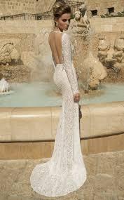 long sleeved backless wedding dress weddingcafeny com