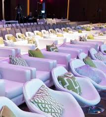 Los Angeles Furniture Rental for Special Events