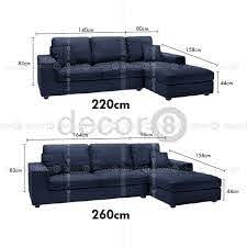 decor8 sofa benson l shape sofa