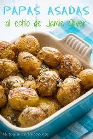 Charming Mi Toque En La Cocina: Papas Asadas Al Estilo De Jamie Oliver