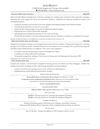 Example Restaurant Resume Resume For Study