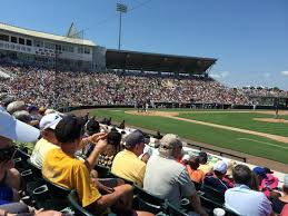 Seating Chart Hammond Stadium Fort Myers Century Link Sports Complex Picture Of Centurylink Sports