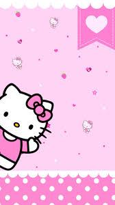 Hello Kitty Wallpaper Pink