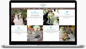 Site Disign Perfect Wedding Web Site Design Dreambig Creative