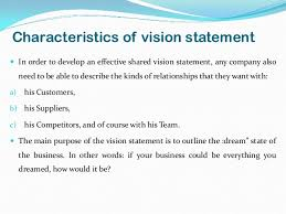 mission statement examples business vision and mission of companies