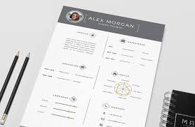 Simple Resume Template Free Download Resumekraft