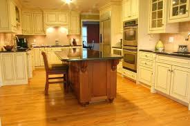 custom kitchen with thick maple cabinet repair indianapolis