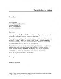 Cover Letter Microsoft Word Format Letter Idea 2018