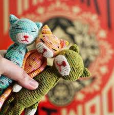 Free Crochet Cat Patterns Interesting Amigurumi Cat Crochet Pattern Easy Video Tutorial
